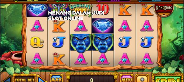 Menang Dalam Judi Slot Online